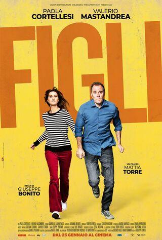 Figli (2020) Main Poster