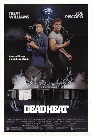 Dead Heat (1988) Main Poster