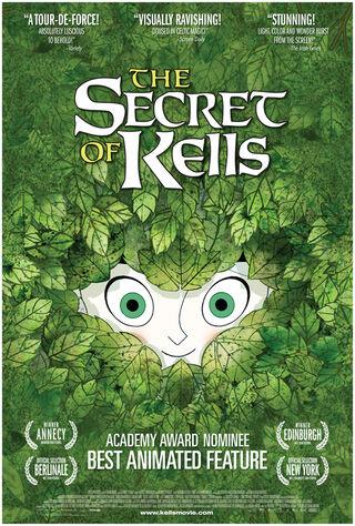 The Secret Of Kells (2016) Main Poster