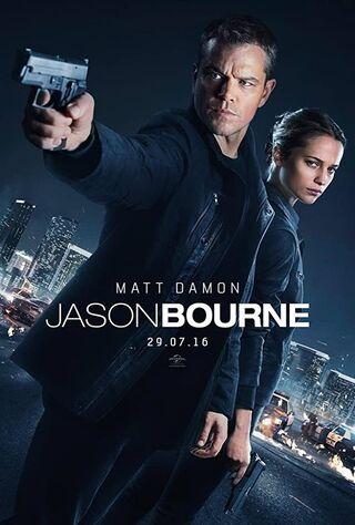 Jason Bourne (2016) Main Poster