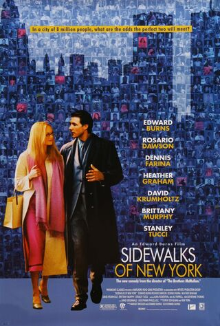Sidewalks Of New York (2001) Main Poster