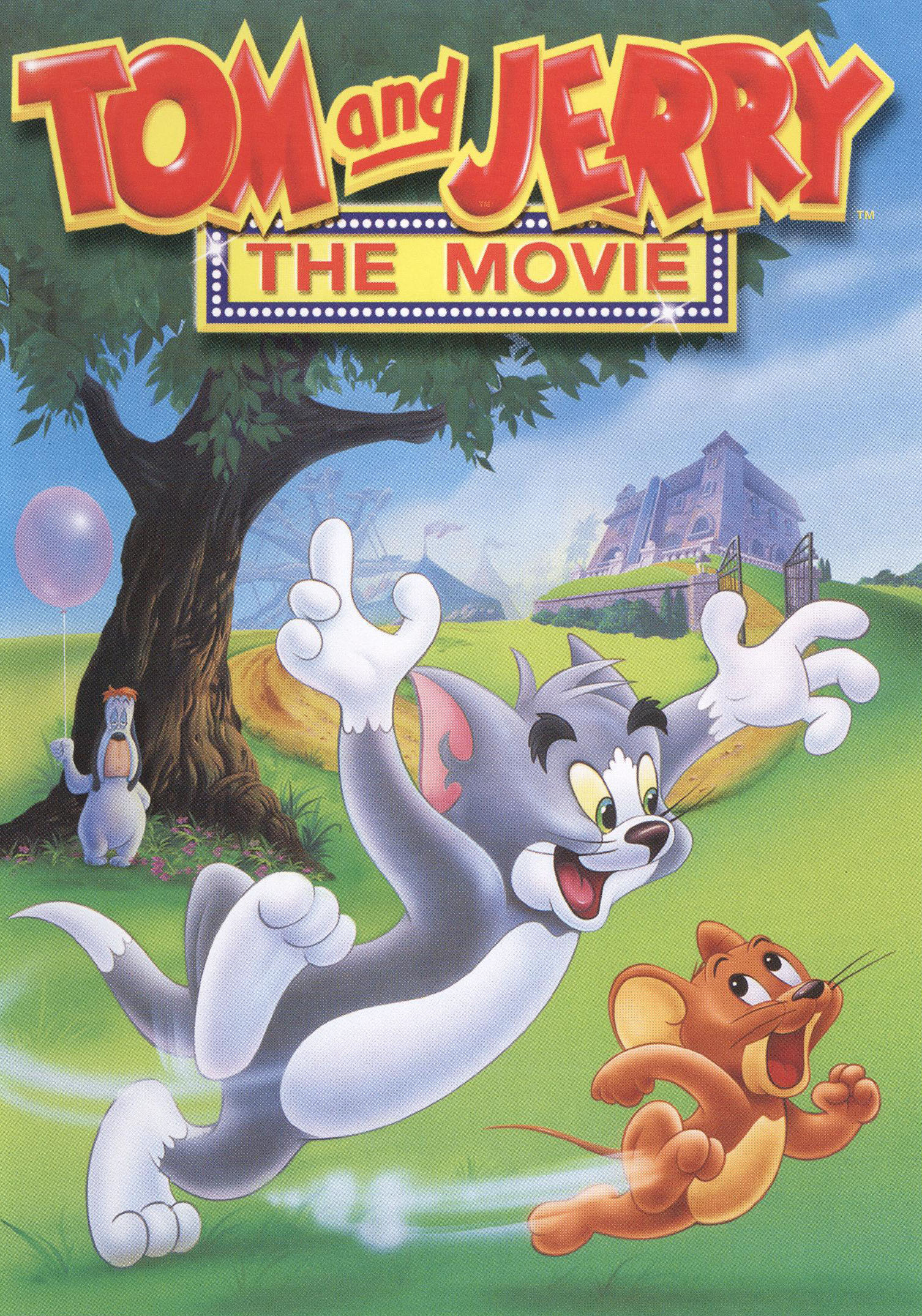 Tom And Jerry: The Movie (1993) Main Poster