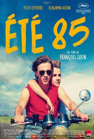 Summer Of 85 (2020) Main Poster