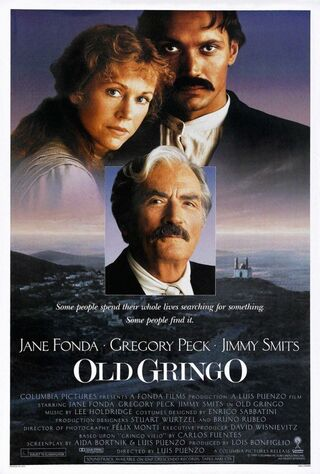 Old Gringo (1989) Main Poster