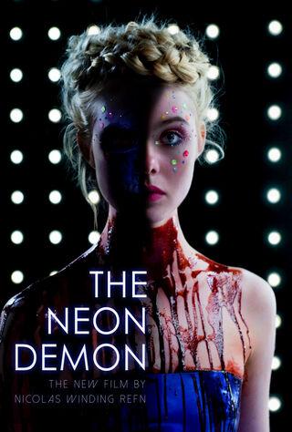 The Neon Demon (2016) Main Poster