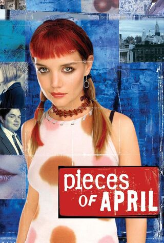 Pieces Of April (2003) Main Poster
