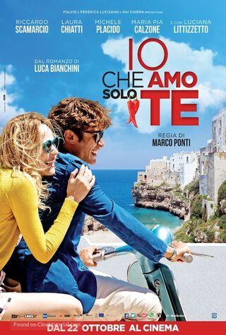 Io Che Amo Solo Te (2015) Main Poster