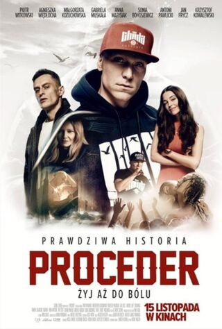 Proceder (2019) Main Poster