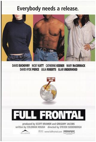 Full Frontal (2002) Main Poster