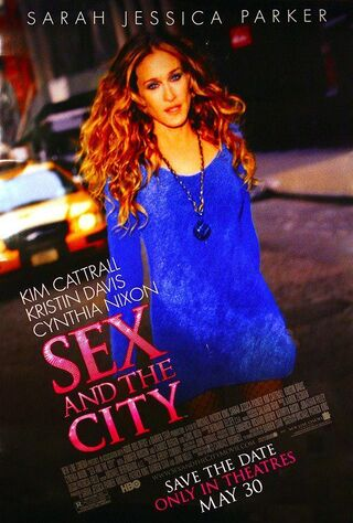 Sex and the City (2008) Main Poster