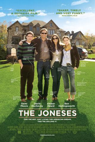 The Joneses (2010) Main Poster