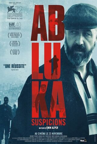 Red Istanbul (2017) Main Poster