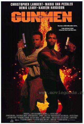 Gunmen (1994) Main Poster