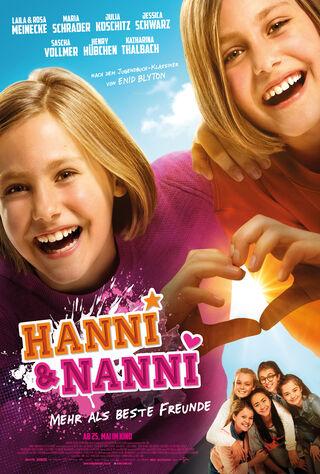 Hanni & Nanni: Mehr Als Beste Freunde (2017) Main Poster