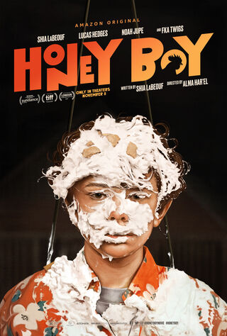Honey Boy (2019) Main Poster