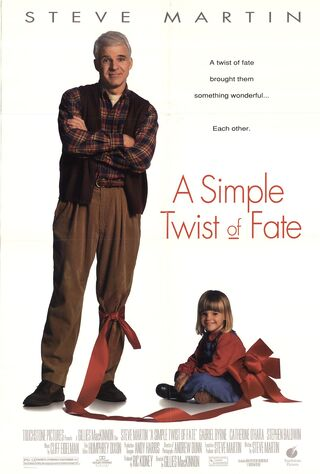 A Simple Twist Of Fate (1994) Main Poster