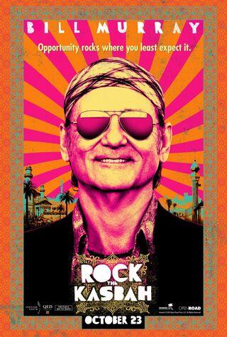 Rock The Kasbah (2015) Main Poster