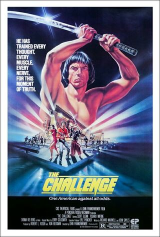 The Challenge (1982) Main Poster