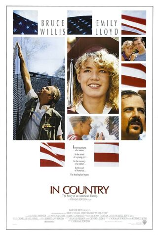In Country (1989) Main Poster