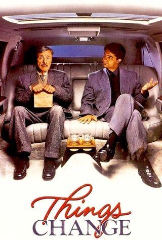 Things Change (1988) Main Poster