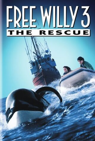 Free Willy 3: The Rescue (1997) Main Poster
