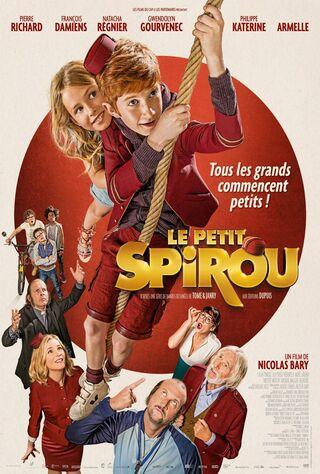 Little Spirou (2017) Main Poster