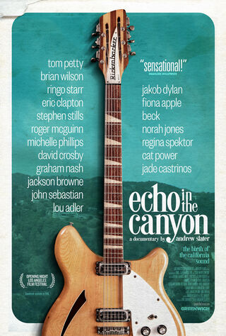 Echo In The Canyon (2018) Main Poster