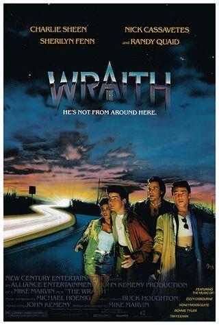 The Wraith (1986) Main Poster