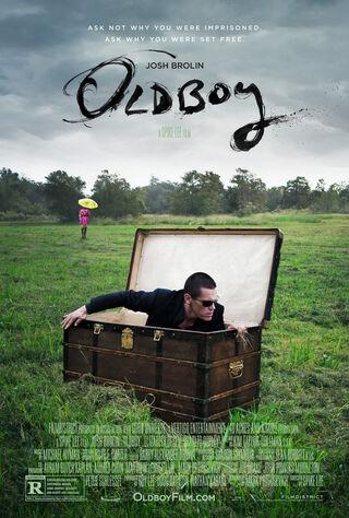 Oldboy (2013) Main Poster