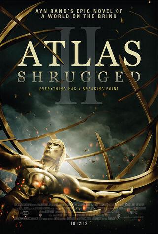 Atlas Shrugged II: The Strike (2012) Main Poster