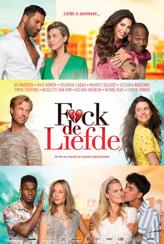 F*ck De Liefde (2019) Main Poster