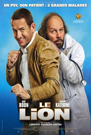 Le Lion (2020) Main Poster
