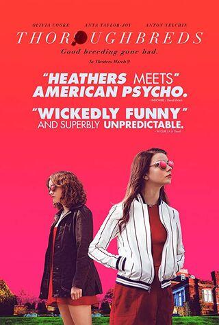 Thoroughbreds (2018) Main Poster