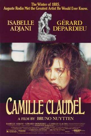 Camille Claudel (1989) Main Poster