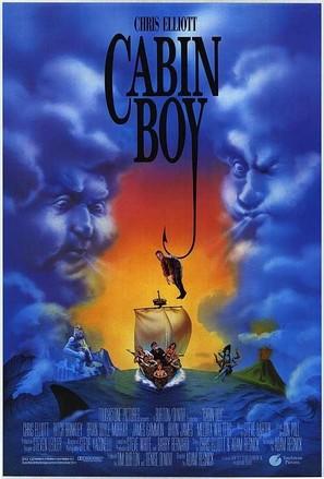 Cabin Boy (1994) Main Poster