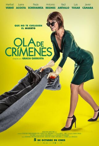 Wave Of Crimes (2018) Main Poster