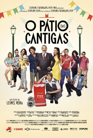 O Pátio Das Cantigas (2015) Main Poster