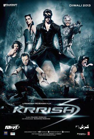 Krrish 3 (2013) Main Poster