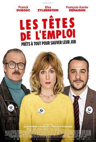 Les Têtes De L'emploi (2016) Main Poster