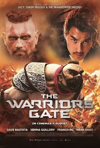 Enter The Warriors Gate (2017) Main Poster