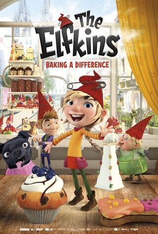 The Elfkins (2020) Main Poster