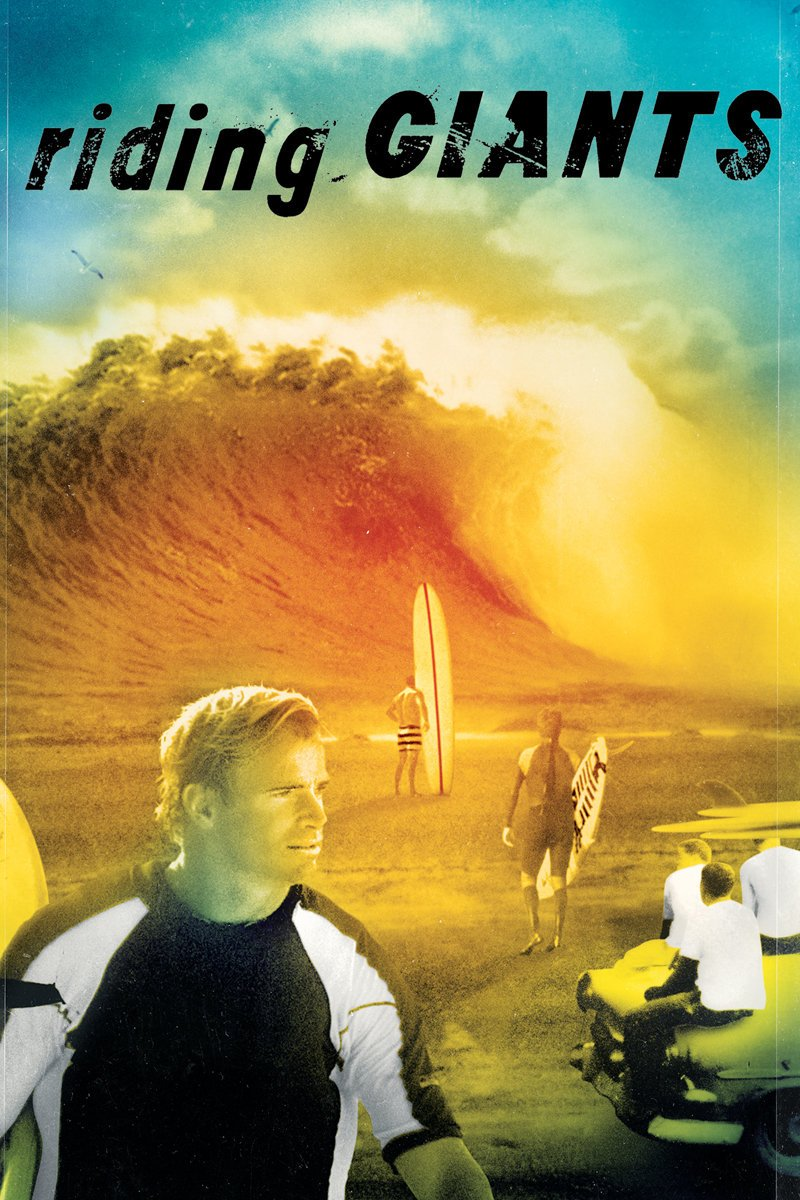 Riding Giants (2004) Main Poster