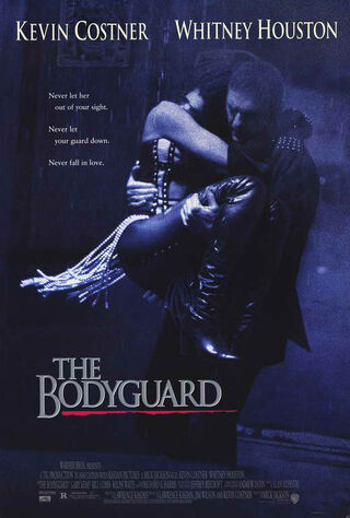The Bodyguard (1992) Main Poster