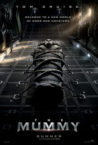 The Mummy (2017) Main Poster