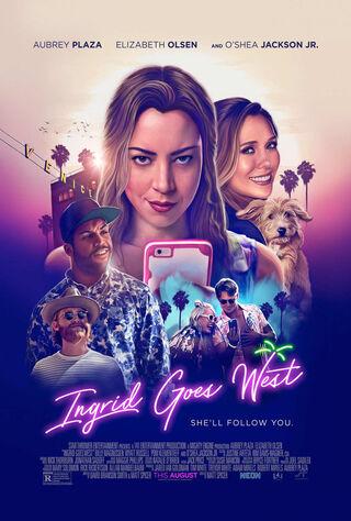 Ingrid Goes West (2017) Main Poster