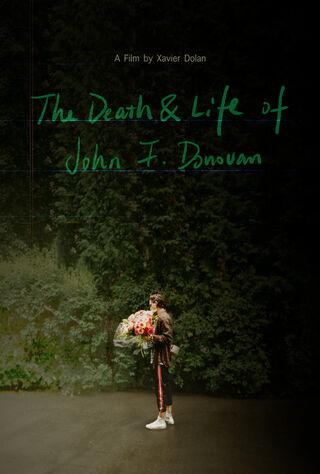 The Death & Life Of John F. Donovan (2019) Main Poster