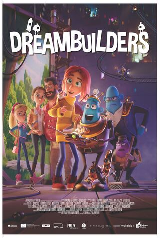 Dreambuilders (2020) Main Poster