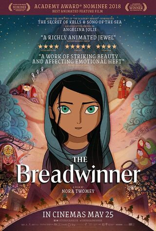 The Breadwinner (2017) Main Poster