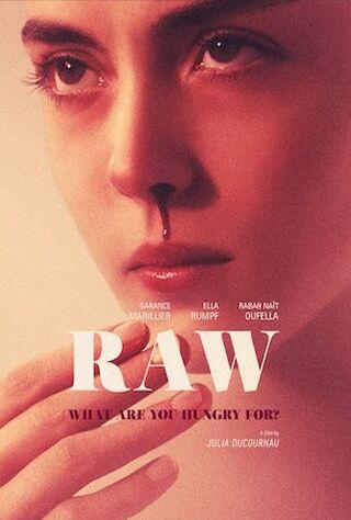 Raw (2017) Main Poster