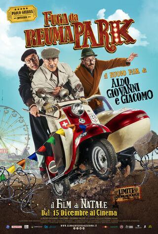 Fuga Da Reuma Park (2016) Main Poster